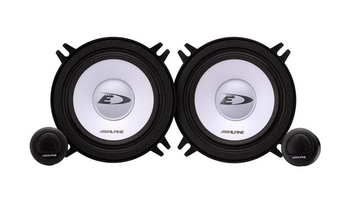 Alpine SXE-1350S 2 Way Compnent Speaker System