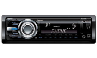 Sony MEX-BT4700 CD/MP3/USB/AUX /iPod & Bluetooth Receiver