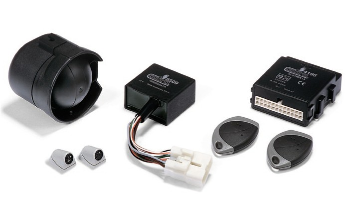 Cobra A4138 Cat 1 Modular Alarm With Ultra Sonic Sensors