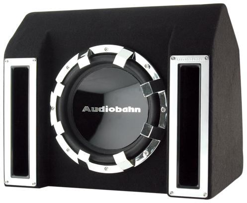 Audiobahn ABB121J Slot Ported Bass Enclosure