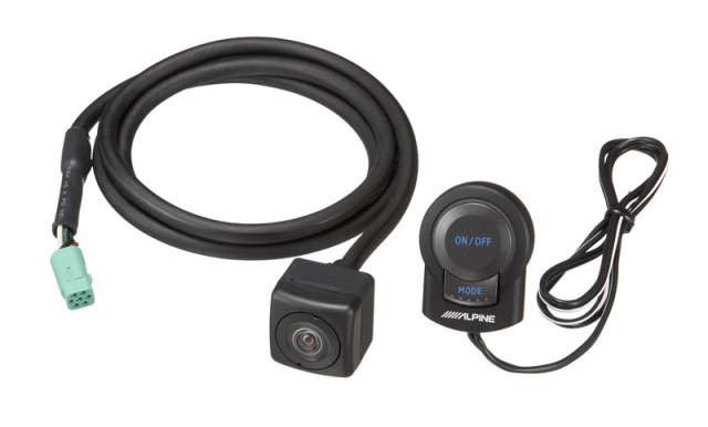 Alpine HCE-C200R Multi-View Rear Camera System