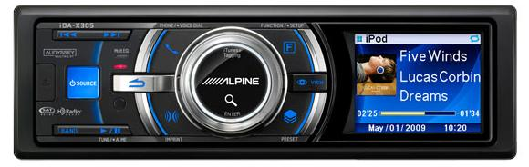 Alpine iDA-X305 iPod Ready Digital Receiver