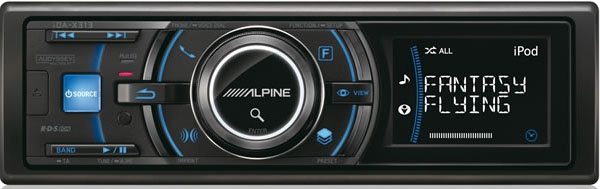 Alpine IDA-X313 iPod Ready Digital Receiver