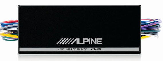 Alpine KTP-445 Head Unit Power Pack