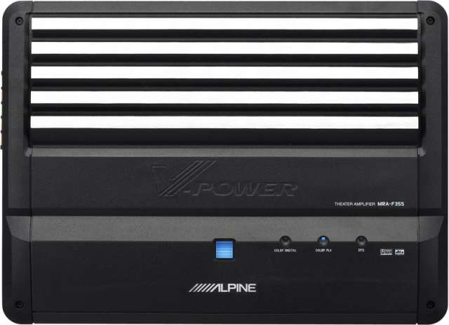 Alpine MRA-F355 5 Channel Amplifier