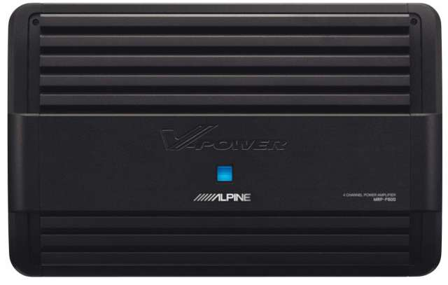 Alpine MRP-F600 4 Channel Amplifier