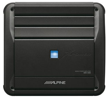 Alpine MRX-M50 500W Mono Amplifier