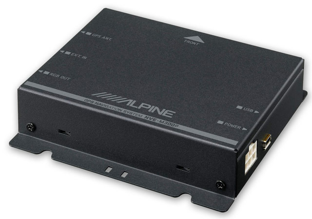 Alpine NVE-M300P Hard Drive Navigation Unit