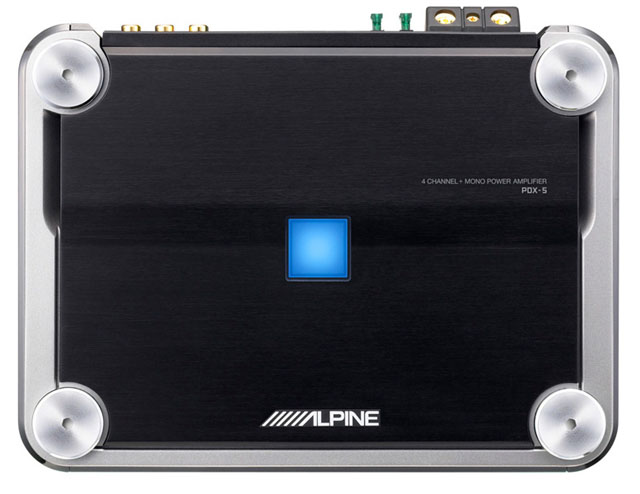 Alpine PDX-5 5 Channel Amplifier