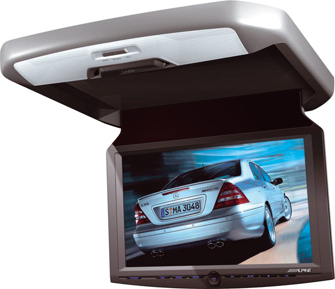 Alpine PKG-1000P 10.2 WVGA Roof Mount Monitor