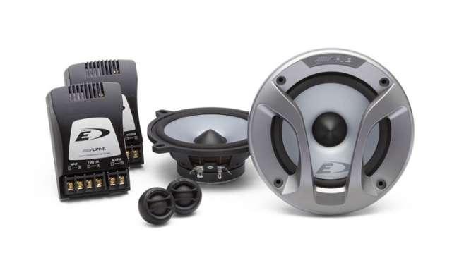 Alpine SPE-13CS 13CM Component Speaker System