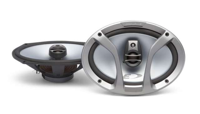 Alpine SPE-69C3 3 Way Coaxial Speaker System
