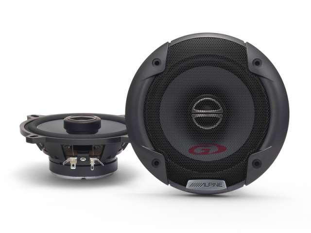 Alpine SPG-10C2 2 Way Coaxial Speaker System