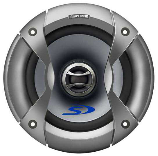Alpine SPS-13C2 2 Way Coaxial Speaker System