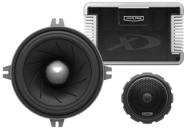 Alpine SPX-17PRO 17CM Component Speaker System