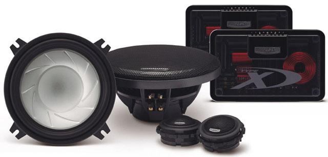 Alpine SPX-13REF 13CM Component Speaker System