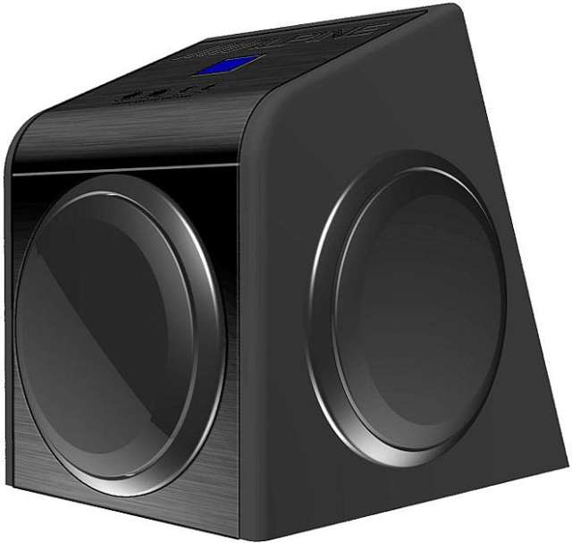 Alpine SWD-2030 350W Active Bass Enclosure