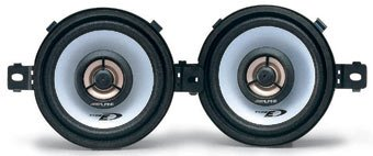 Alpine SXE-0825S 2 Way Coaxial Speaker System