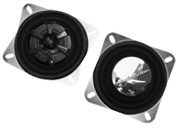 Audiobahn AS31J 2 Way Coaxial Speaker System