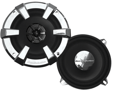 Audiobahn AS50J 2 Way Coaxial Speaker System