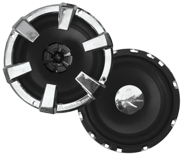 Audiobahn AS62J 2 Way Coaxial Speaker System