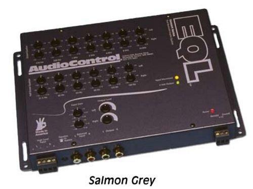 AudioControl EQL Dual Bandwidth Equaliser/Line Driver