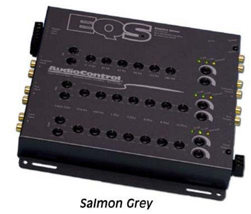 AudioControl EQS 6-Channel Equaliser/Line Driver