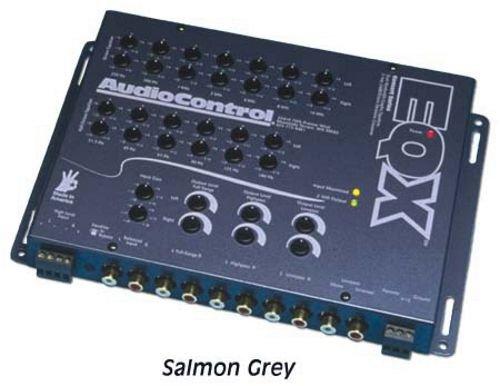 AudioControl EQX Dual Bandwidth Equaliser/Crossover/Line Driver