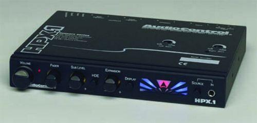 AudioControl HPX In-Dash Car Audio Processor