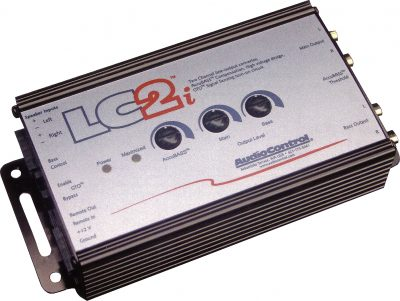 AudioControl LC2i 2 Channel Line Output Convertor