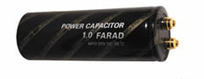 Autoleads 04-71 1 Farad Power Cap