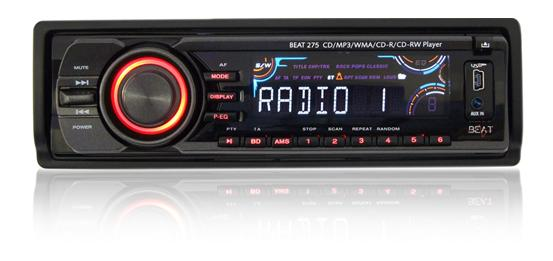 Beat 275 CD/MP3 Receiver with USB & SD Card Input [Beat 275]