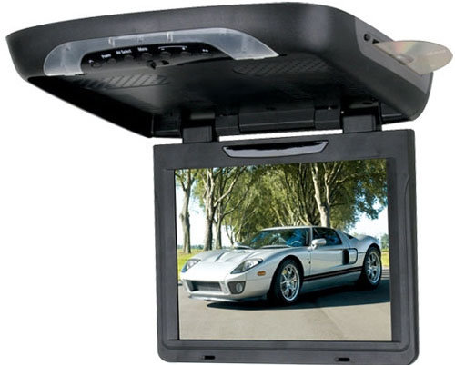 "Boss Audio BV12.1BGT 12.1"" Roof Mount Monitor with Built In DVD"