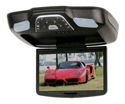 "Boss Audio BV8.5BA 8.5"" Roof Mount Monitor with Built In DVD"