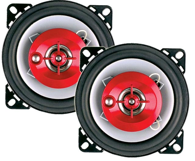 Boss Audio CH1442 3 Way Coaxial Speaker System