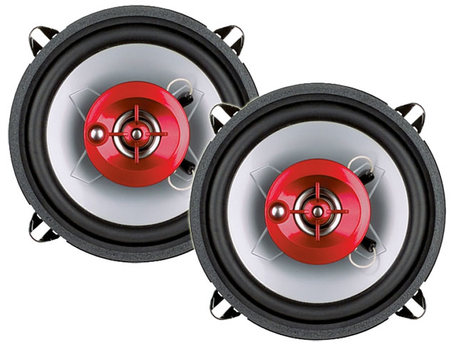 Boss Audio CH1552 3 Way Coaxial Speaker System
