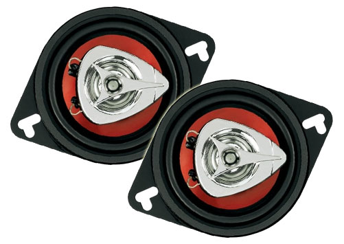 Boss Audio CH-3220 2 Way Coaxial Speaker System