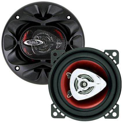 Boss Audio CH4220 2 Way Coaxial Speaker System
