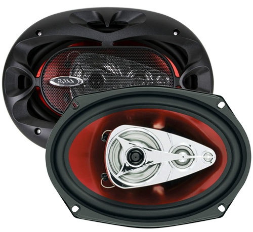 Boss Audio CH6940 4 Way Coaxial Speaker System