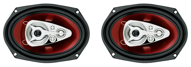 Boss Audio CH6950 5 Way Coaxial Speaker System
