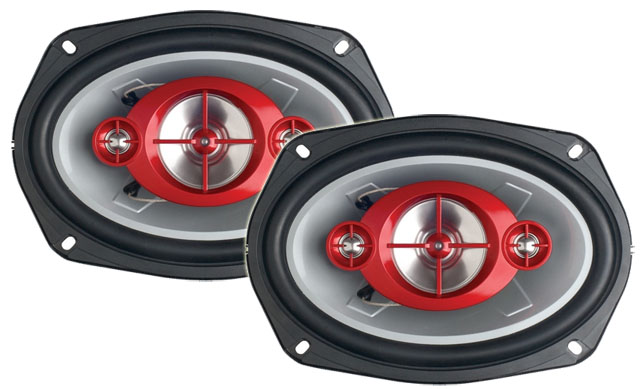 Boss Audio CH6994 4 Way Coaxial Speaker System