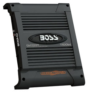 Boss Audio CW1100M 1 Channel 1100W Mono Amplifier