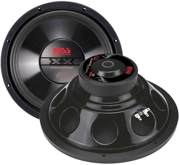 "Boss Audio CX8 8"" 400W Subwoofer"