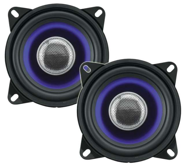 Boss Audio N42.2 2 Way Coaxial Speaker System