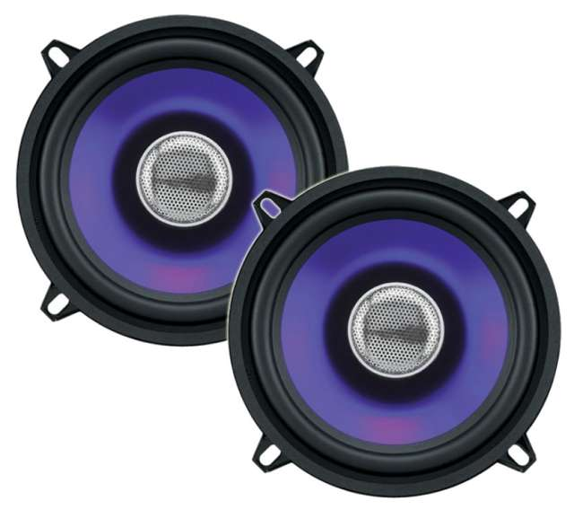 Boss Audio N52.2 2 Way Coaxial Speaker System