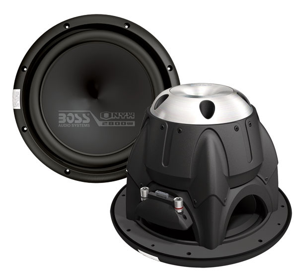 "Boss Audio Systems NX159DC 15"" 3000W DVC Subwoofer [Boss Audio Systems NX159DC]"