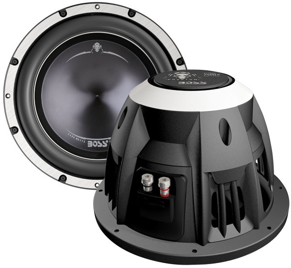 Boss Audio P128DC 2400W Dual Voice Coil Subwoofer