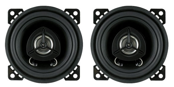 Boss Audio SE422 2 Way Coaxial Speaker System