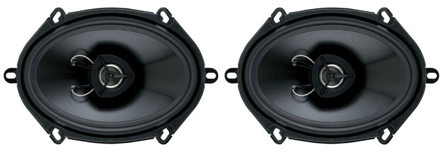 Boss Audio SE572 2 Way Coaxial Speaker System