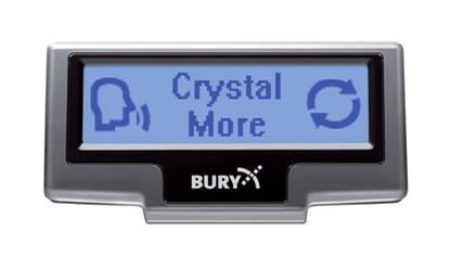 Bury CC9060 Crystal Bluetooth Car Kit
